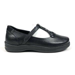 Apex Charlotte T-Strap Mary Jane Sz 5 W Shoes